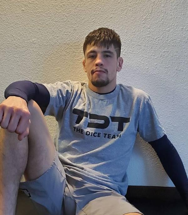 MMA Fighter Brandon Moreno Nuts Are Okay