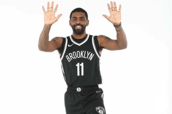 """Kyrie Irving """"Pawn"""" Statement Gets Him + Brooklyn Nets Fined"""