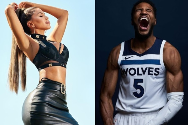 Malik Beasley Gets Flirty With Larsa Pippen Amid Marriage Drama
