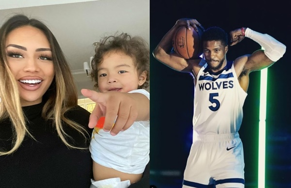 Malik Beasley Throws Wife Montana Yao and Child Out of Home