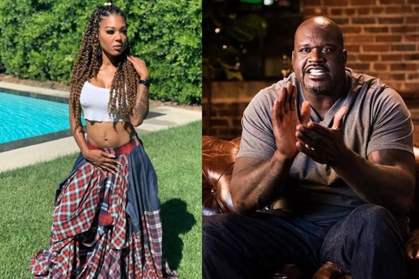 """SHAQ EXPOSED For Telling Monique Slaughter To """"Kill"""" Herself"""