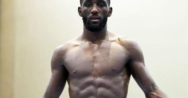 Terence Crawford Shows Off Massive Gun Collection