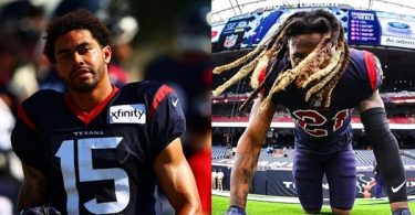 Texans' Will Fuller + Bradley Roby Banned 6 Games for PEDs