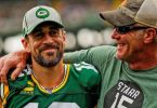 """QB Aaron Rodgers Wants A New Contract; Packers Say """"He'll Stay Green"""""""