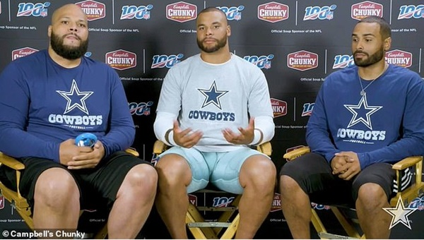 Dak Prescott Brother SLAMS Cowboys Fans Over Jace Prescott Suicide