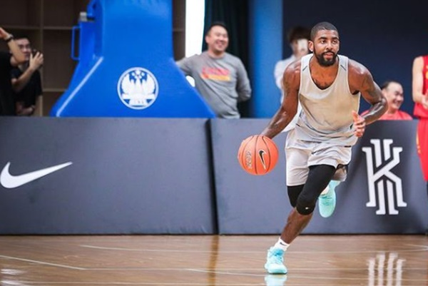 Kyrie Irving FINED $50K Breaking Health Protocols
