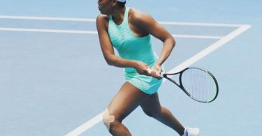 Venus Williams Suffers Ankle + Knee Injury At Australian Open