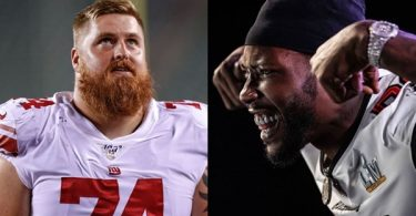 Chiefs Mike Remmers Doesn't Give To F's About Bucs Jason Pierre-Paul