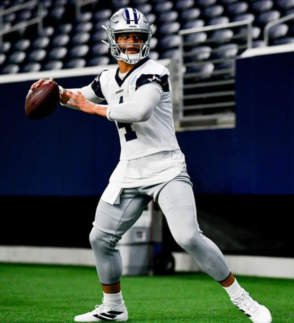 Dak Prescott Massive 5-Year Deal With Cowboys Confirmed