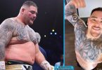 Heavyweight Boxer Andy Ruiz Shows Off Major Weight
