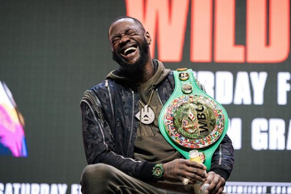 Mark Breland Responds to Deontay Wilder Accusations