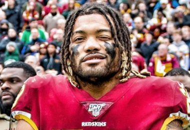70-Year-Old Woman Accuses Ex NFL Derrius Guice of Sexual Harassment