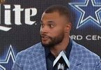 Dak Prescott Insulted By Narrative Created By Media To Get Cowboys Contract