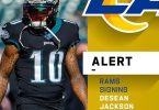 DeSean Jackson Signs With The Los Angeles Rams