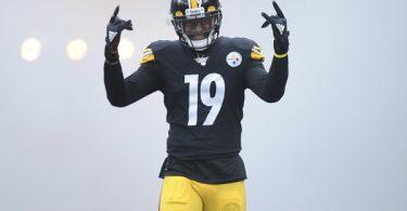 WR JuJu Smith-Schuster Says Goodbye To Steelers