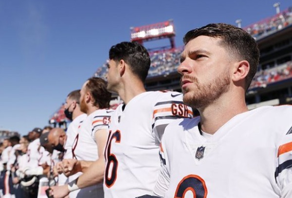 Bears Resign Cairo Santos To A New 5-year, $16 Million Contract