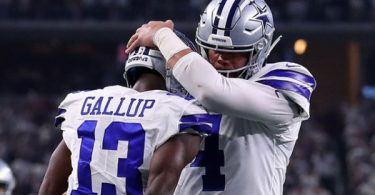 Cowboys Solve Dak Prescott Deal; Trade Michael Gallup
