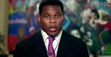 Trump Urging Former NFL player Herschel Walker To Run For GA Senate