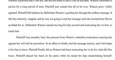 Makeup Artist Erica Chapman: Deshaun Watson Pressured Her To Get Him Off