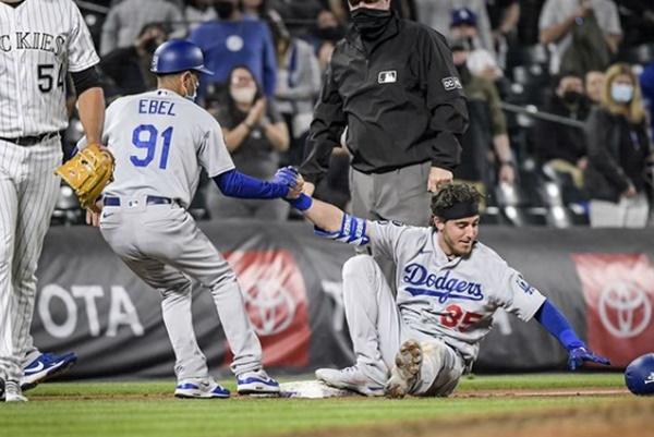 Dodgers Cody Bellinger's Leg Injury Much Worse