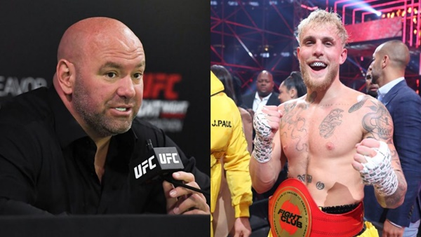 Jake Paul Calls Out UFC Fighters; Dana White FIRES BACK