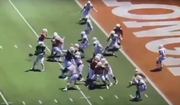 Have You Seen The Longhorns Play That Going Viral