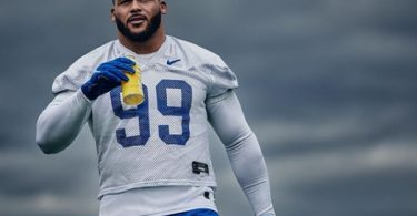 Rams Star Aaron Donald Accused Of Assault