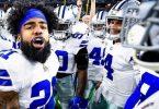 Cowboys Ezekiel Elliott Jacked In Hardcore Training Video