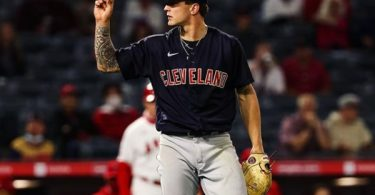 Indians Pitcher Zach Plesac Breaks Thumb; Now What