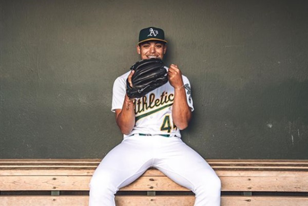 Oakland Athletics Jesus Luzardo OUT After Suffering Videogame Injury