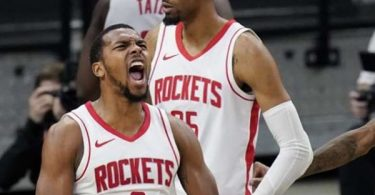 Rockets' Sterling Brown Shown Bloodied After Strip Club Fight