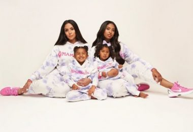 Vanessa Bryant Celebrates Daughter Gigi'd B-Day Announcing New Clothing Line