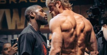 Mayweather Says Bet on Him; Logan Is Going Down