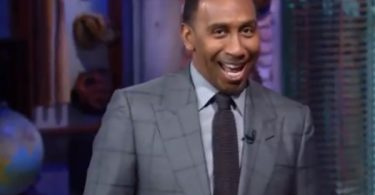 Stephen A Smith Covering Soccer Now...WTH