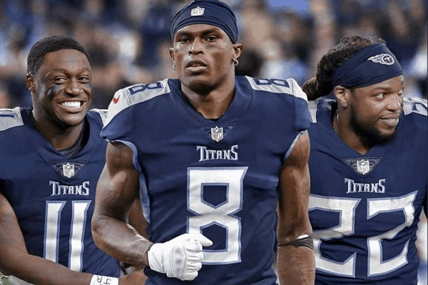 Julio Jones Trade Official: Titans A.J. Brown Among Hyped
