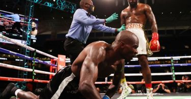 Chad Johnson Dropped By Brian Maxwell; Wants To Fight McGregor