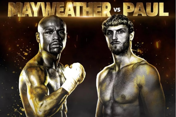 Logan Paul vs. Floyd Mayweather Jr.: Date + Fight Time + Channel