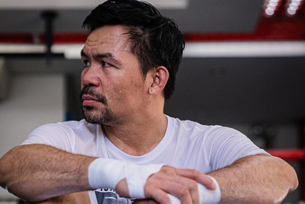 Manny Pacquiao Sued for Fighting Errol Spence Not Mikey Garcia