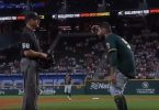 Oakland A's Sergio Romo Furious With Umpires; Takes Off Pants