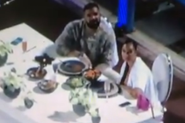 Drake Rents Out Dodger Stadium For Romantic Date With Amari Bailey's Mom