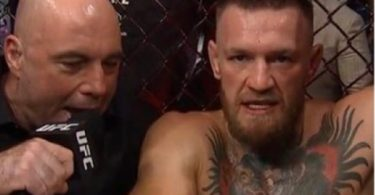 Conor McGregor Threatens To KILL Dustin Poirier + His Wife After Injury