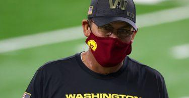 Washington Coach Ron Rivera SLAMS FALSE COVID Vaccine Information