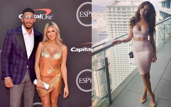 Evander Kane's Estranged Wife Praises His Side-Chick