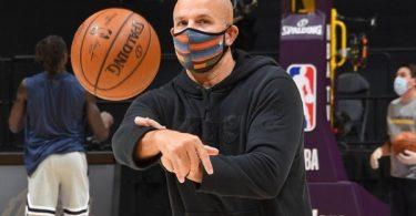 Jason Kidd Accused of Abusive Coaching Methods