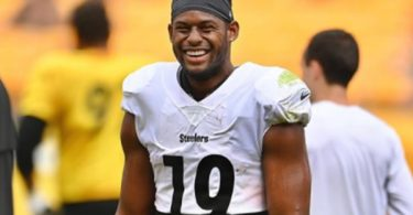 JuJu Smith-Schuster Agrees Female Fan Deserved To Get Hit By Man