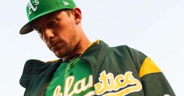 Oakland A's Pitcher Chris Bassitt Suffers Broken Face