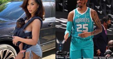 Hornets PJ Washington Breaks Silence on Ex Brittany Renner WILD Rumors