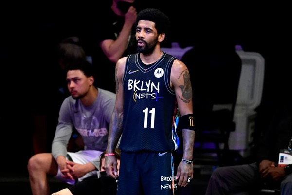 Kyrie Irving NOT VAXXED; He Won't Be Playing for Nets
