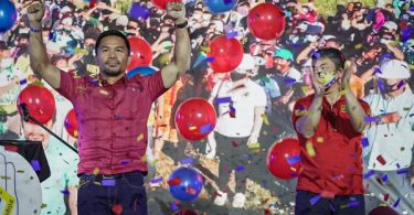 Manny Pacquiao Reveals He's Running for Philippines President