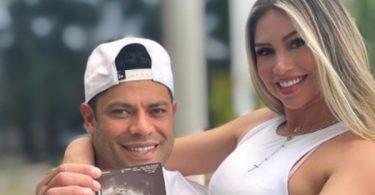 Brazilian Soccer Star 'Hulk' Having Child With His Ex-Wife's Niece